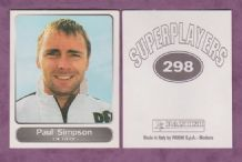 Derby County Paul Simpson 298
